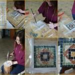 Mosaico geometrico