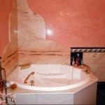 Bagno-marmo-rivestimento