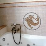 Bagno-marmo-mosaico-sirena-
